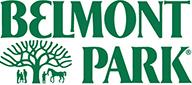 horse racing belmont park logo