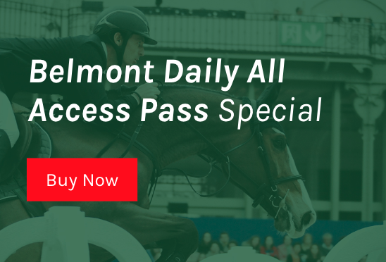belmont horse race special