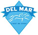 horse racing delmar logo